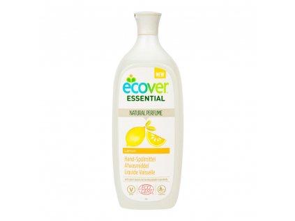 ECOVER přípravek na mytí nádobí Citron ECOCERT BIO 1 l