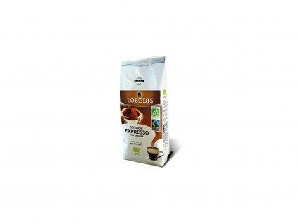 Káva mletá BIO výběrová Espresso - tmavé pražení 250 g