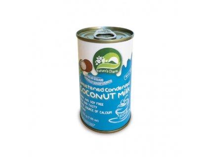 Mléko kokosové kondenzované slazené zahuštěné vegan 200 g