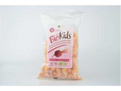 Křupky BioKIDS dětské bezlepkové s červenou řepou 55 g