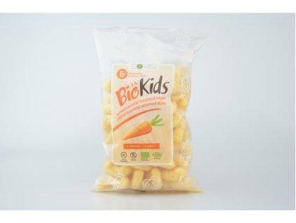 Křupky BioKIDS dětské bezlepkové s mrkví 55 g
