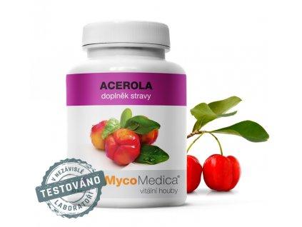 Acerola 90x500mg MycoMedica