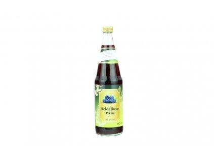 Stará Dáma Borůvkové víno 700 ml