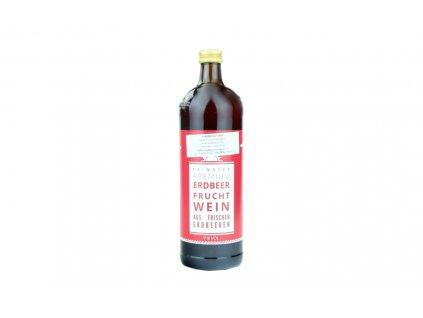 Stará Dáma Jahodové víno 700 ml