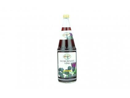 Stará Dáma Ostružinové víno 700 ml