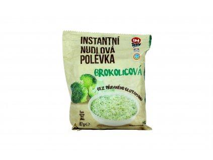 Instantní nudlová polévka brokolicová ALTIN 67 g