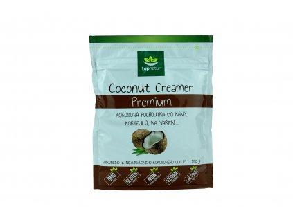 Coconut creamer premium 150 g TOPNATUR