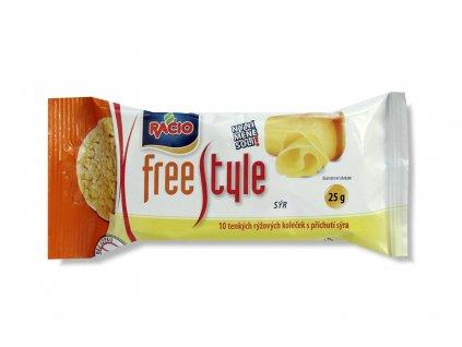 RACIO FreeStyle sýrové 25 g
