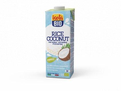 Nápoj rýžový kokosový ISOLA BIO 1 l