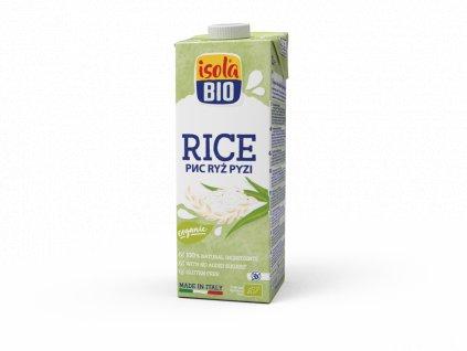 Nápoj rýžový (přírodní) ISOLA BIO 1 l
