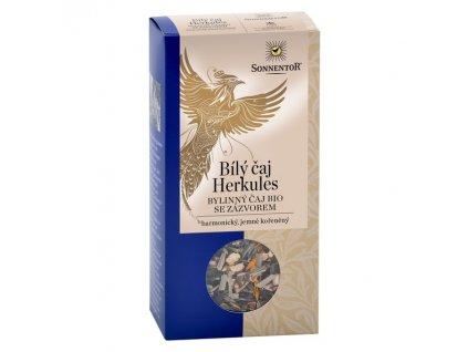 Bílý čaj Herkules BIO 70 g SONNENTOR