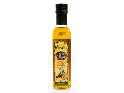 Olivový olej Kreolis extra virgin 0,25 l