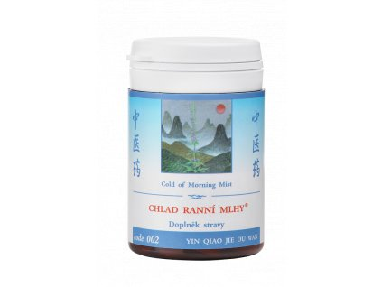 002 Chlad ranní mlhy 100 tab. TCM Herbs