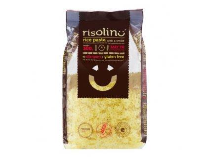 Těstoviny bezl. rýžové polévové hvězdičky 300 g RISOLINI