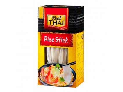Nudle rýžové 5mm bezl. 250 g REAL THAI