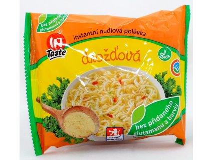 Polévka nudlová drožďová 60 g IN TASTE