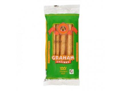Tyčinky grahamové 100 g KRÁL