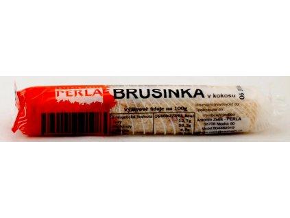 Brusinka v kokosu 50 g PERLA