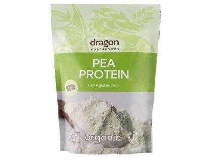 Dragon BIO RAW Hrachový protein 200 g