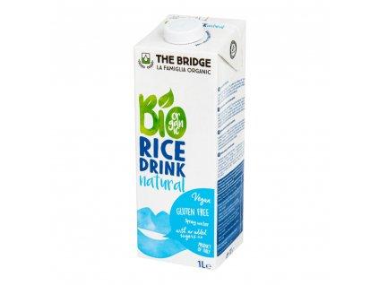 Nápoj rýžový THE BRIDGE BIO 1 l