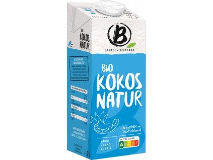 Kokosový nápoj neslazený BERIEF 1 l BIO
