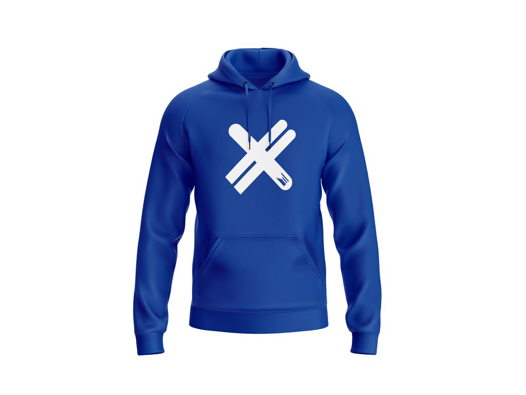 FS mikina blue