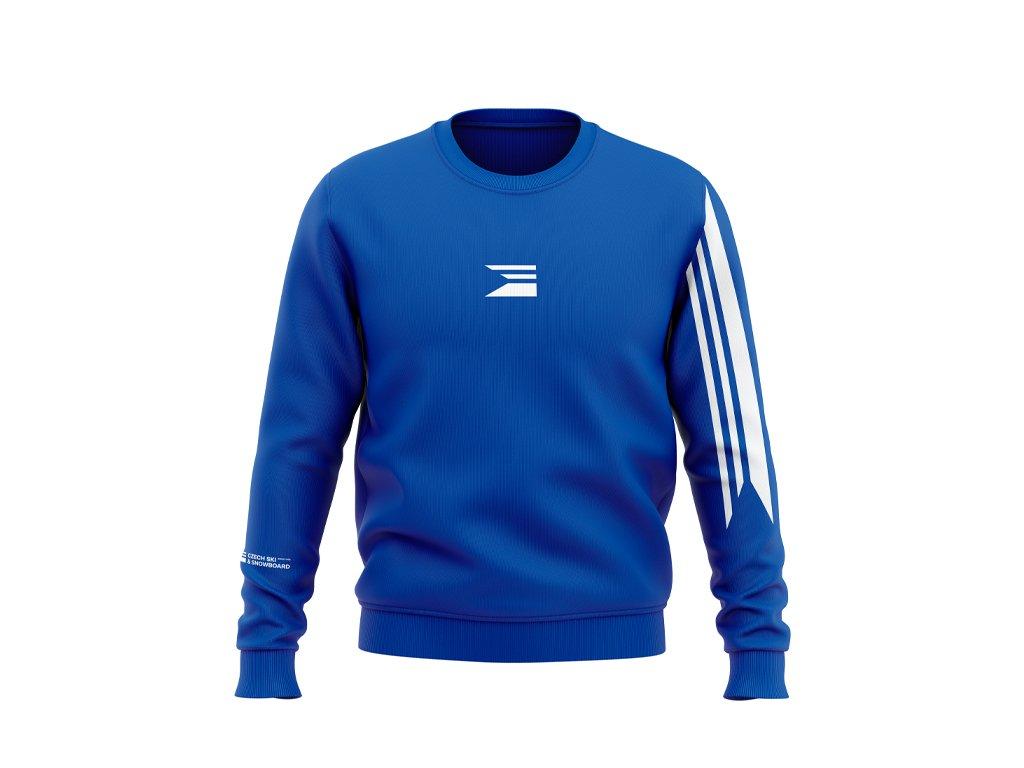 FS crewneck p blue