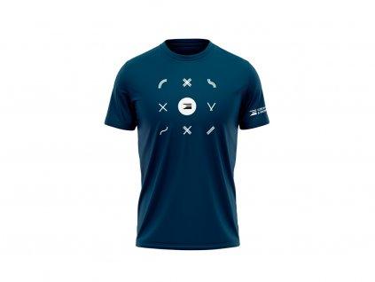 FS triko ikony p navy front