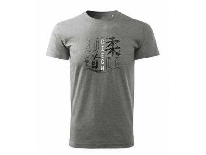 Tričko CZECH JUDO JAPAN pánské