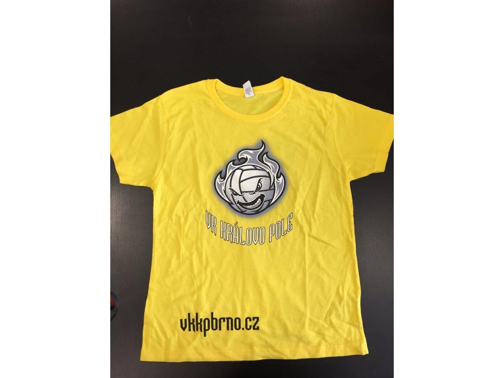 Klubové tričko přípravky 2019