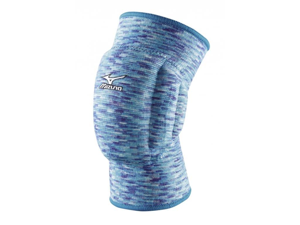 graphic kneepad blue