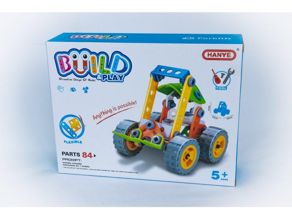 Build and play - vozík