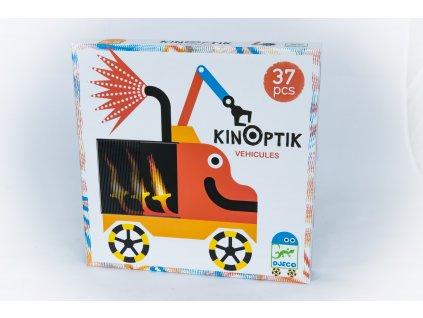 Dopravní prostředky KINOPTIK