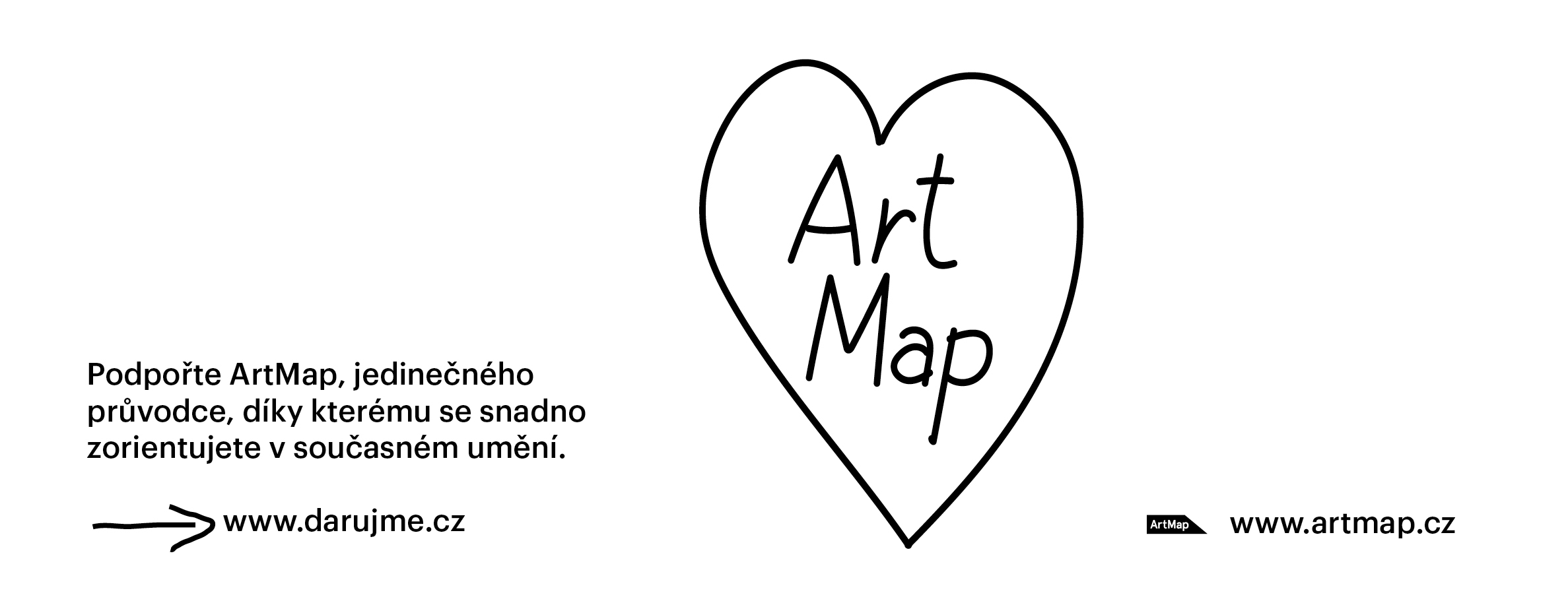 Podpořte ArtMap kampaň