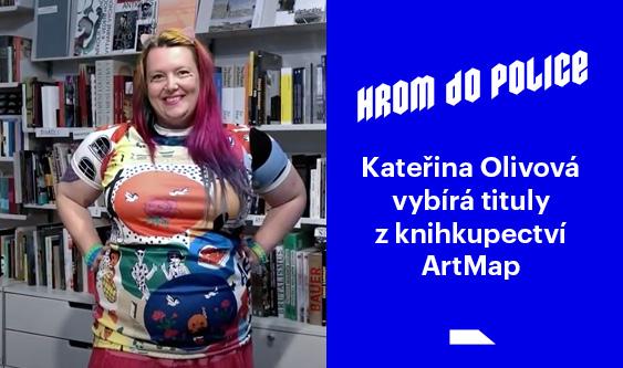 Kateřina Olivová – Hrom do police