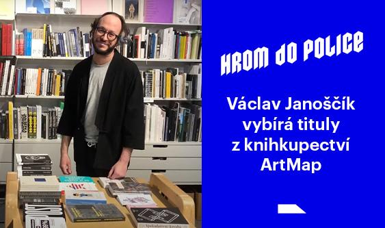 Hrom do police – Václav Janoščík