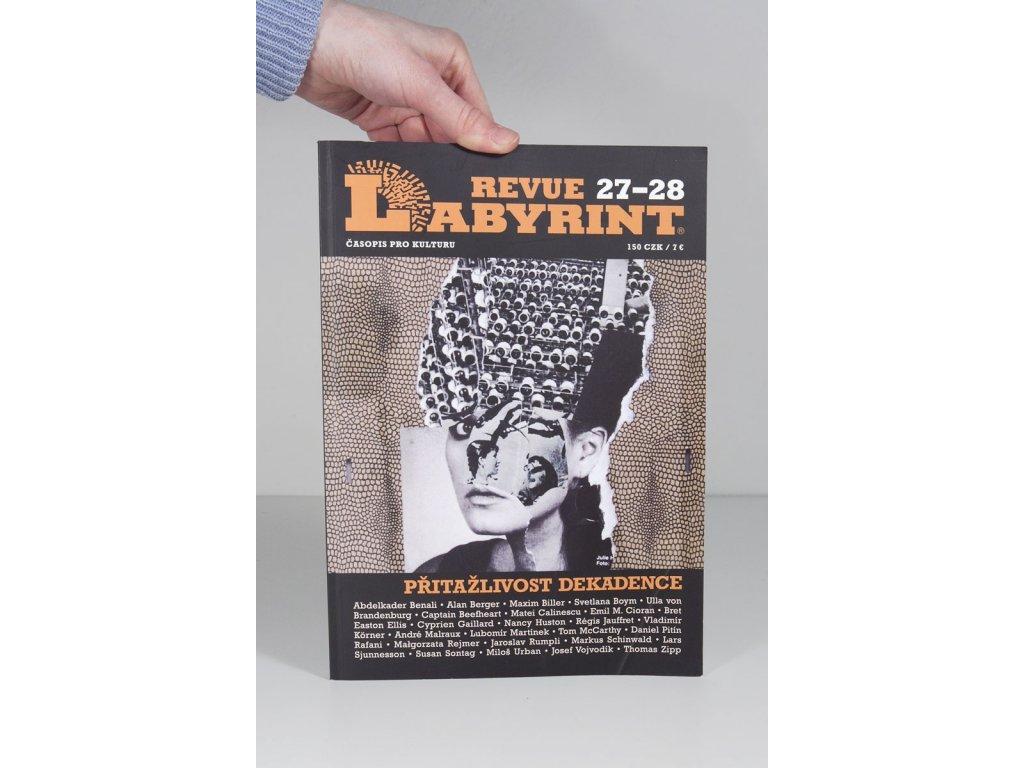 296 labyrint revue 27 28 pritazlivost dekadence