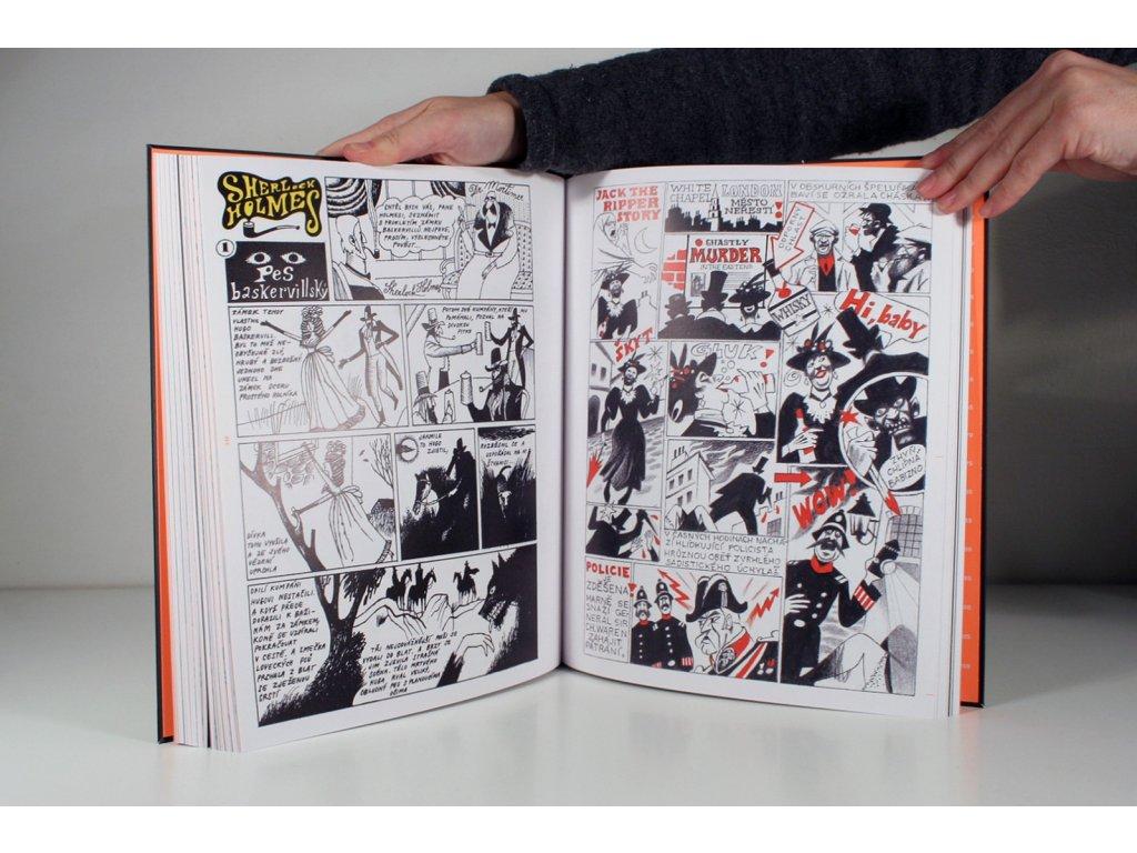 326 signaly z neznama cesky komiks 1922 2012