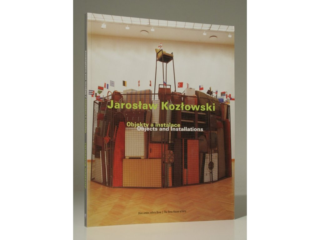 404 3 jaroslaw kozlowski objekty a instalace objects and installations