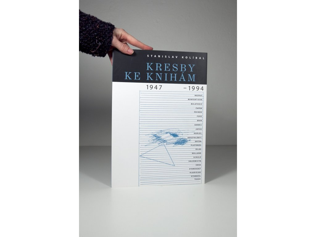 581 2 stanislav kolibal kresby ke kniham 1947 1994