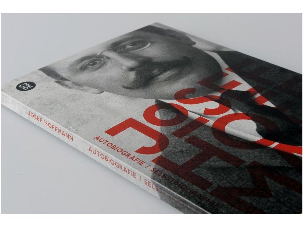 617 3 josef hoffmann autobiografie selbstbiographie cesko nemecke vydani