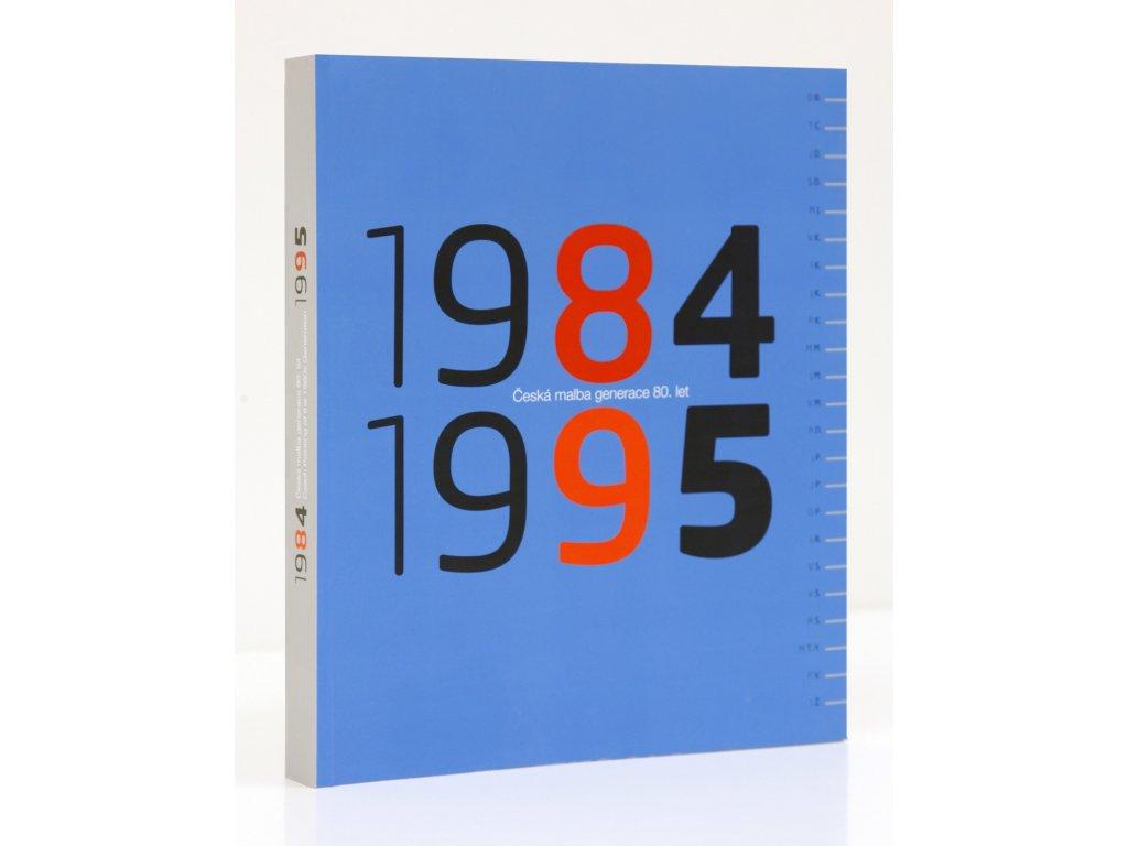851 1 1984 1995 ceska malba generace 80 let