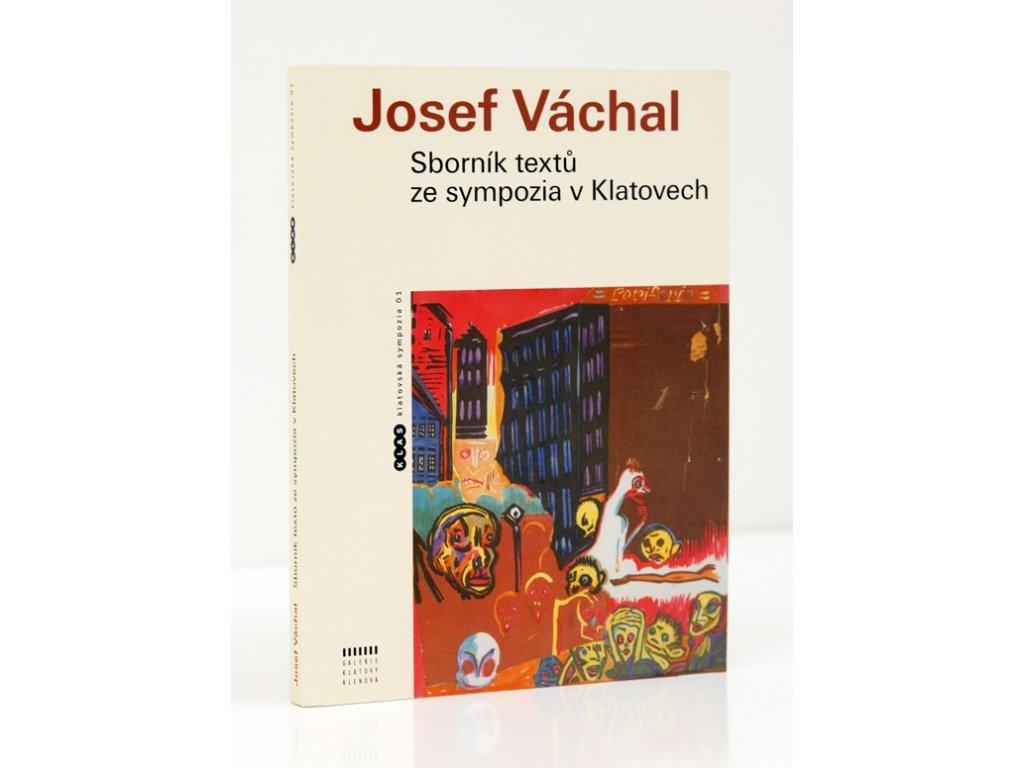 869 josef vachal sbornik textu ze sympozia v klatovech
