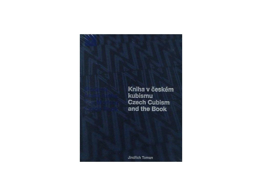 1067 kniha v ceskem kubismu czech cubism and the book jindrich toman