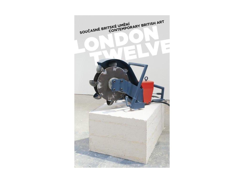 1076 london twelve soucasne britske umeni contemporary british art