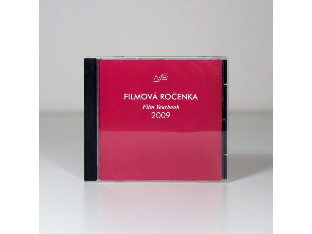 1223 cd filmova rocenka film yearbook 2009