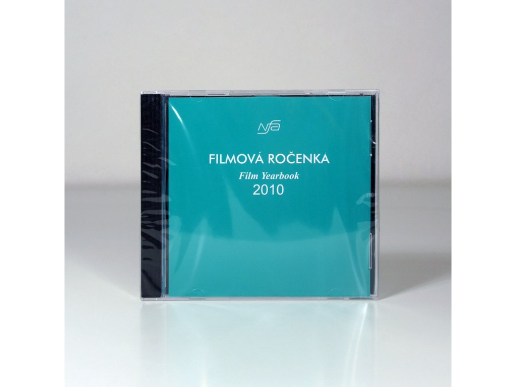 1226 cd filmova rocenka film yearbook 2010