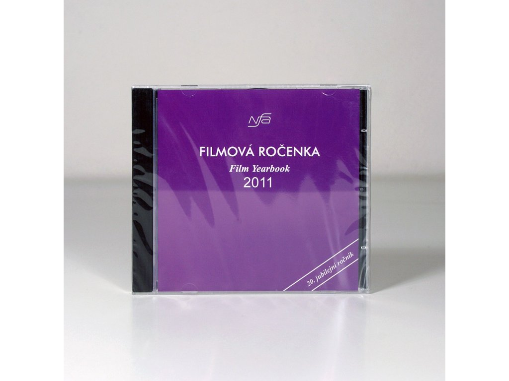 1229 cd filmova rocenka film yearbook 2011 20 jubilejni rocnik