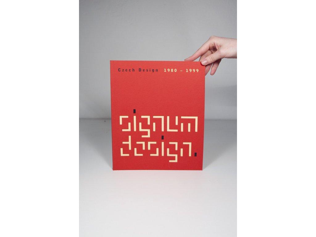 1460 2 signum design cesky design 1980 1999