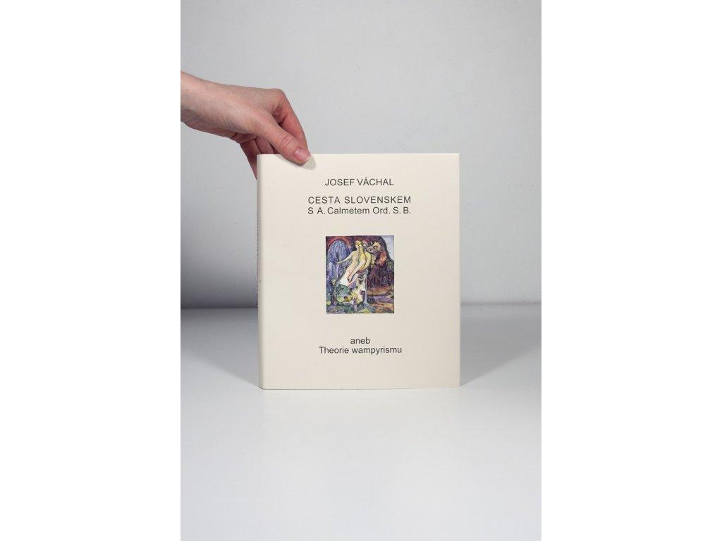 1505 3 josef vachal cesta slovenskem s a calmetem ord s b aneb theorie wampyrismu